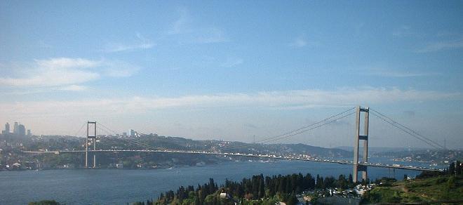 Bosphorus Bridge - Bogazici Koprusu