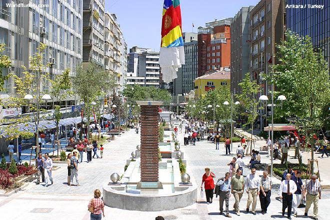 Izmir Street, Ankara