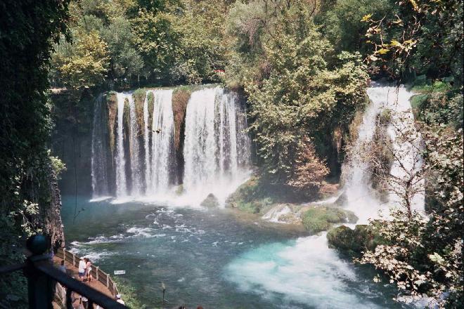 Upper Duden Waterfalls