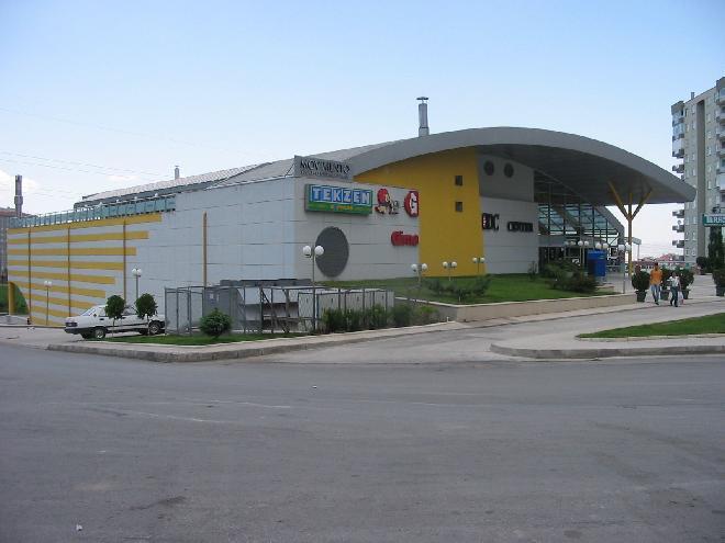 Small Shopping Mall in Ankara