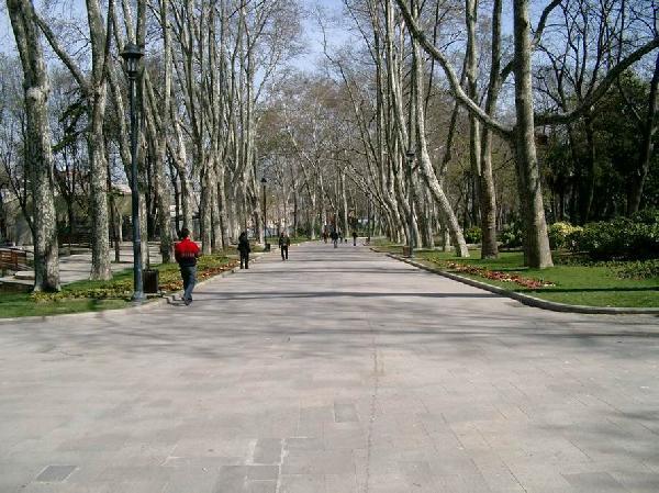 Topkapi(park)