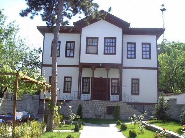 Ottoman House  in Safranbolu(my favourite)