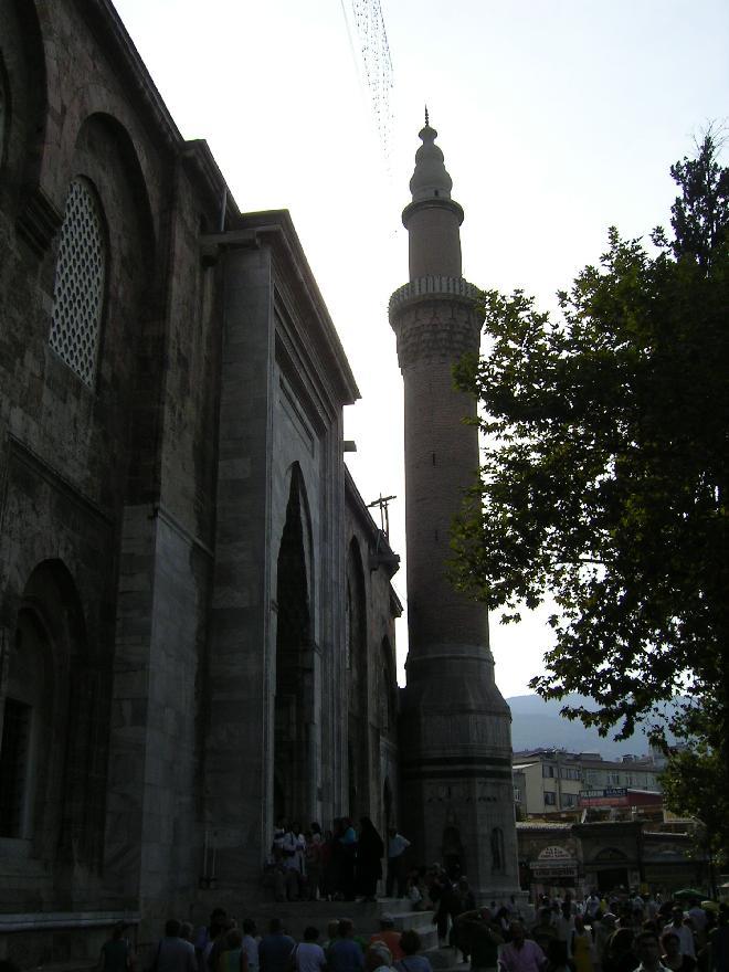 Great Mosque (Ulu Camii) 3